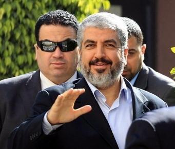 مجاملات مشعل في عمّان تثير جدلا داخل بنية حماس  68842_1_1327995396