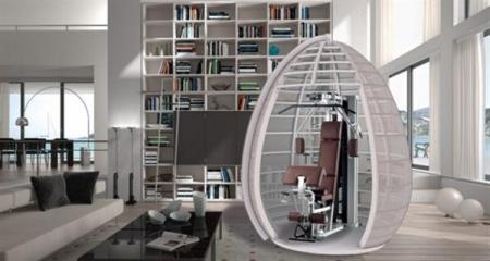 غرفة متنقلة تضمن الخصوصية ولعائلتك