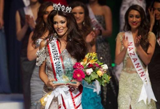 صور ملكة جمال كندا لعام 2012