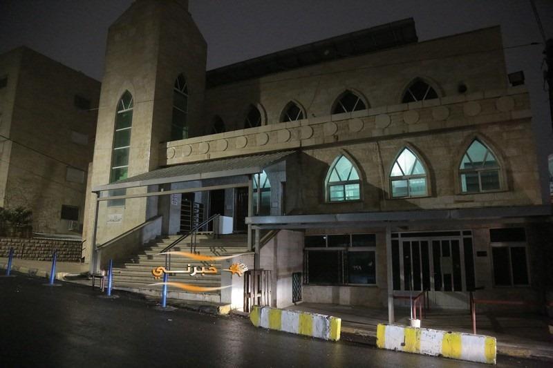 منع الصلاة بالمساجد - بعدسة أحمد الصالح