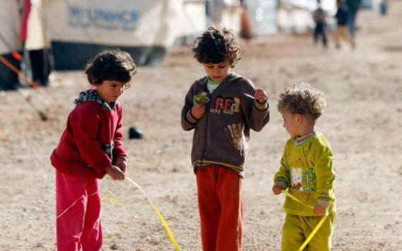 125 ألف مولود سوري بالأردن منذ 2011
