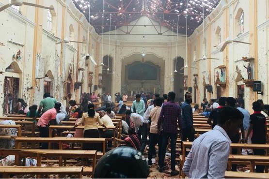 تفجير جديد بسريلانكا