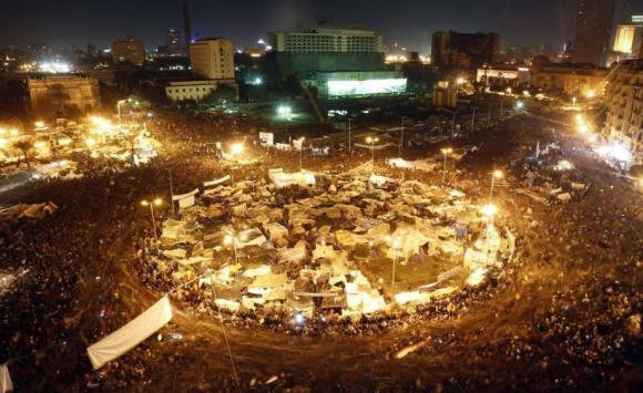 الداخلية المصرية تعلن حالة الاستنفار القصوى