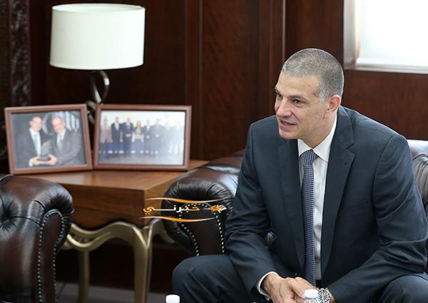 (IBC) تبشّر مهندسي الكهرباء الأردنيين - صور