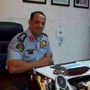 ضابط أردني يفوز برئاسة فريق عربي