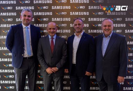 شركة ACI تفتتح فرعها الجديد في عمان