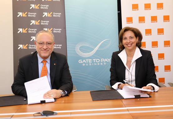 شراكة بين Orange وGate to Pay لإطلاق خدمات Orange Money