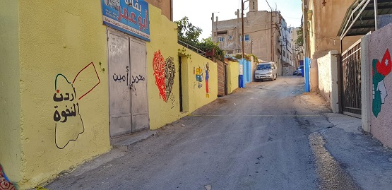 مبادرة الدراويش لتجميل عمان -صور