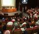 المولا يرعى فعاليات اللقاء التنويري في جامعة
