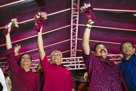 إطلاق نار على حافلات ناخبين مسلمين في سريلانكا