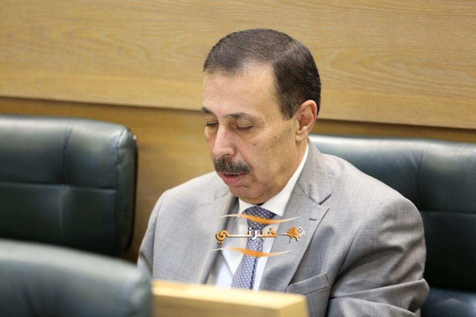 النعيمي: مركز الملكة رانيا غير ممول خارجياً