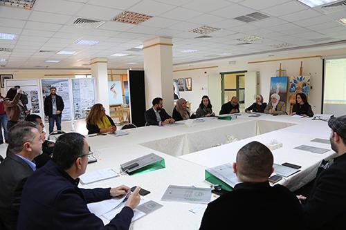 ورشة حول استحداث تخصصات جديدة في جامعة الزيتونة