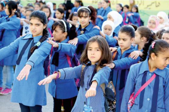 20% من المدارس الحكومية بالأردن مستأجرة