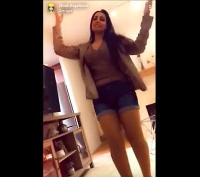 فيديو رقص هند القحطاني