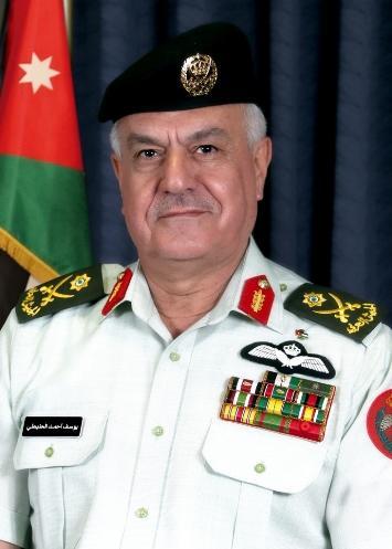 بحث العلاقات العسكرية بين الأردن وقطر