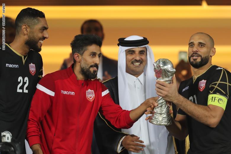 عطلة رسمية في البحرين احتفالاً بكأس الخليج