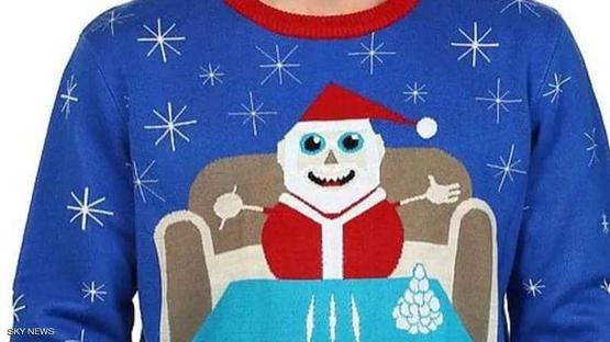 اعتذار عن كنزة سانتا متعاطى الكوكايين