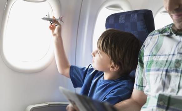 استثناء الأطفال من مسودة الاستعلام المبكر عن الركاب