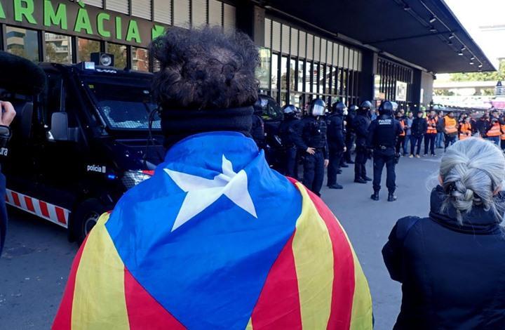 3 آلاف شرطي لتأمين مباراة برشلونة وريال مدريد