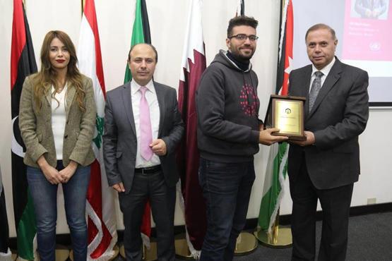 عمان العربية تعلن الفائزين بجائزة هالت برايز الدولية