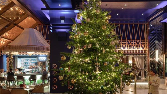 أغلى شجرة كريسماس في العالم