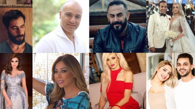 زيجات النجوم 2019.. منها السري والباذخ
