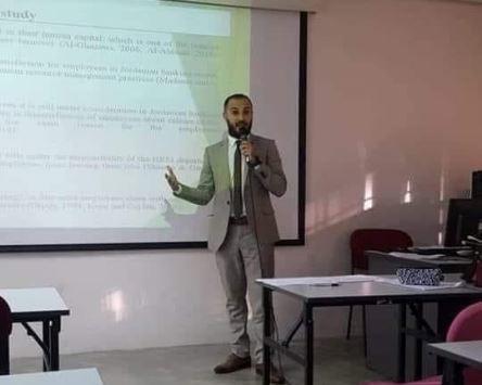 الدكتوراه لـ عمر جابر أبو رمان