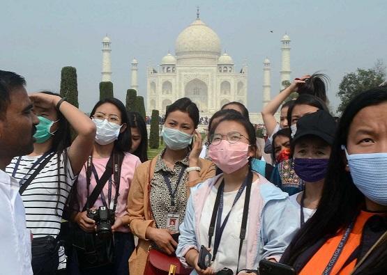 ارتفاع كبير بإصابات كورونا في الهند