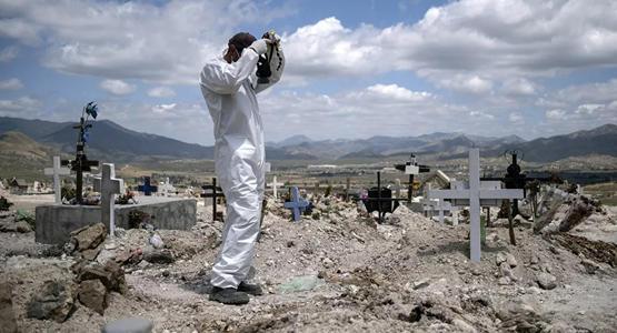 المكسيك تتخطى إيطاليا في عدد ضحايا كورونا