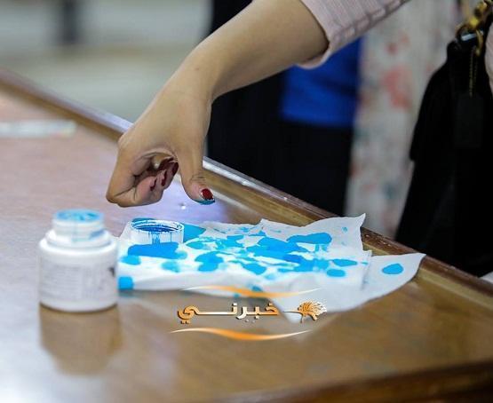 عملية انتخابية تجريبية في الأردن
