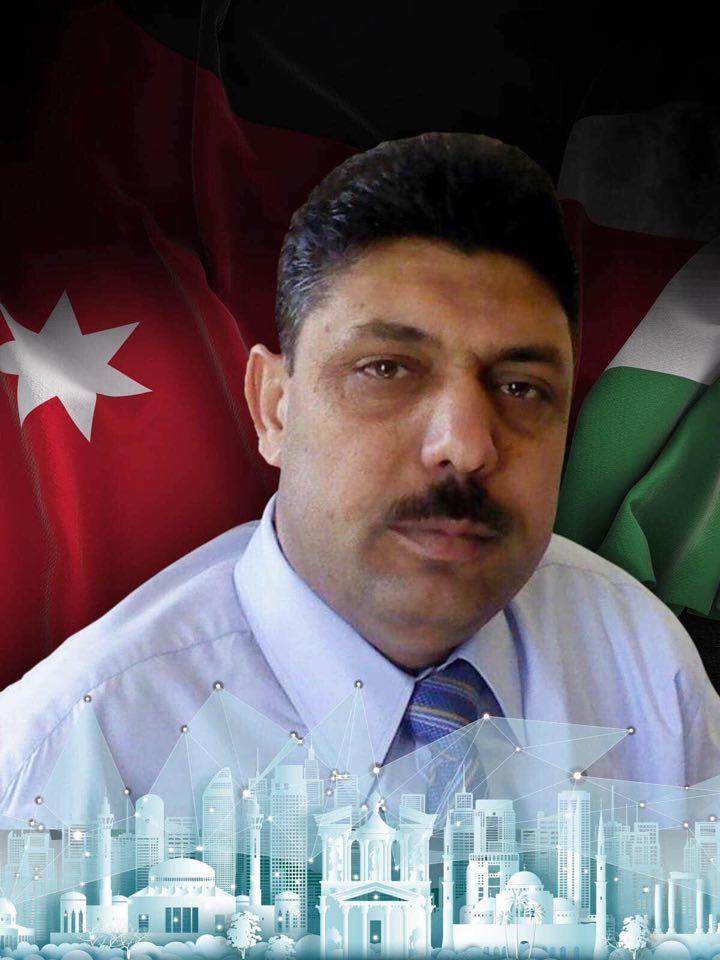 زياد خالد الزعبي الى الانتخابات النيابية القادمة
