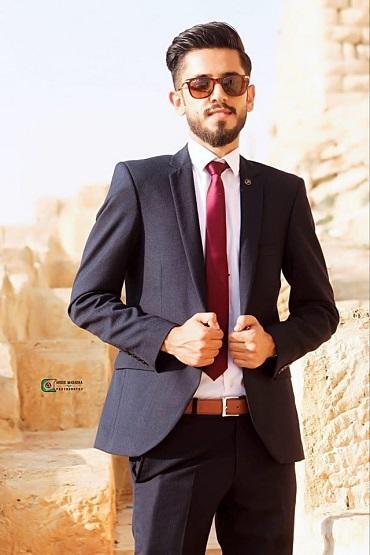 تهنئة لـ أحمد صفوان الشمايلة