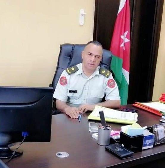 الدكتوراه للقاضي العسكري خالد الشعار