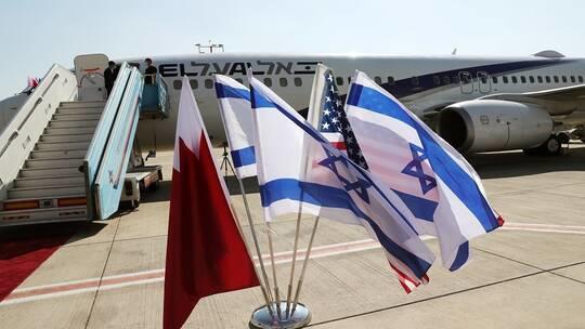 نتنياهو لدى استقباله الوفد الإماراتي: اليوم نصنع التاريخ