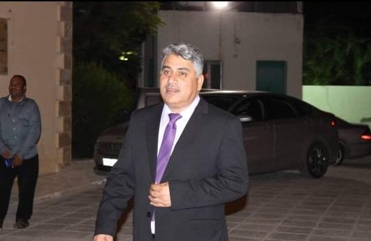 تهنئة للأستاذ الدكتور علي عبدالله الزعبي