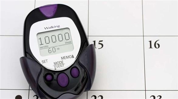 هل يمكن التخلص من الوزن بالمشي 10 آلاف خطوة؟