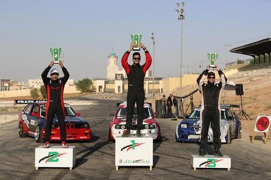 صرار يحرز لقب سباق الدرفت الثاني