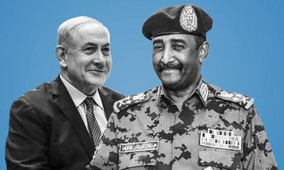 وفد سوداني سيزور إسرائيل قريبا