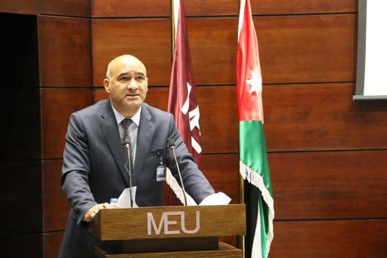 جامعة الشرق الأوسط : تخصصاتنا تلبي حاجة الأسواق المحلية والإقليمية والدولية