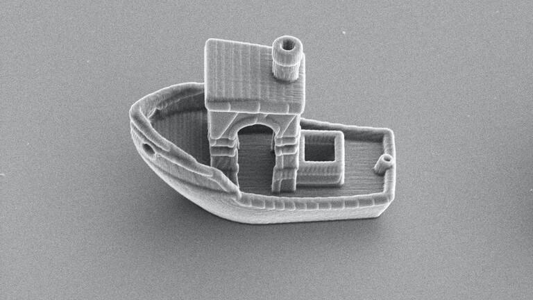 بسمك شعرة .. تعرفوا على أصغر سفينة في العالم