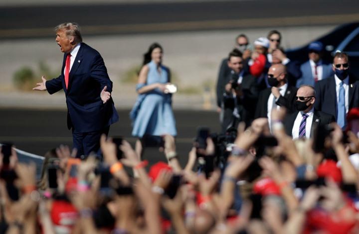 CNN: تجمعات ترامب تسببت بزيادة في إصابات كورونا
