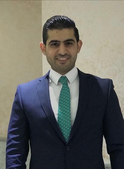 تهنئة لـ علي أحمد أبو جاموس