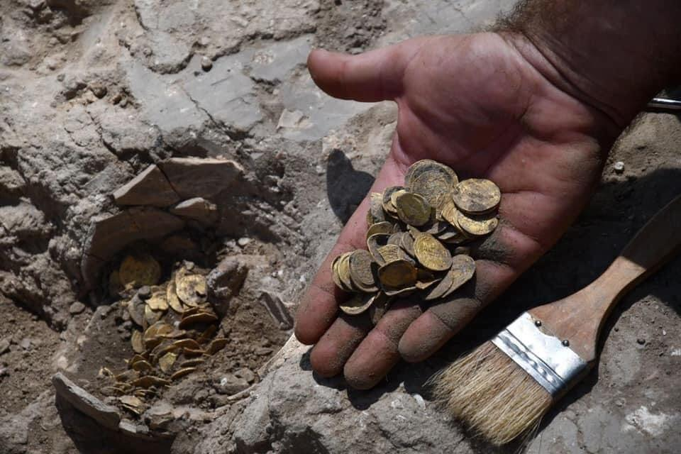 نفي العثور على ذهب في حفريات وسط البلد