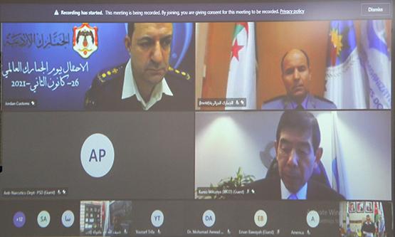 الجمارك الأردنية تحتفل بيوم الجمارك العالمي