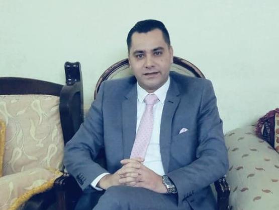 الدكتور محمد احمد الطعاني .. مبروك الخطوبة
