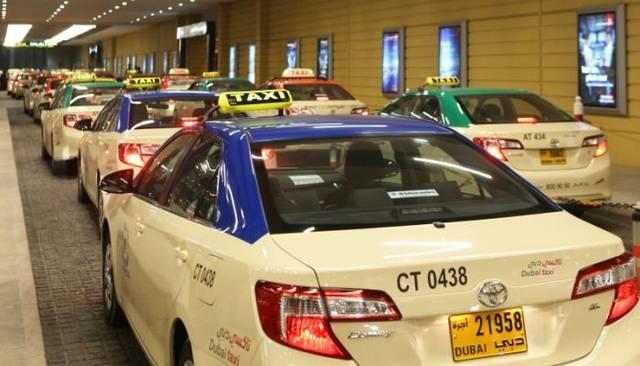 تاكسي لندن في دبي اعتبارا من شباط
