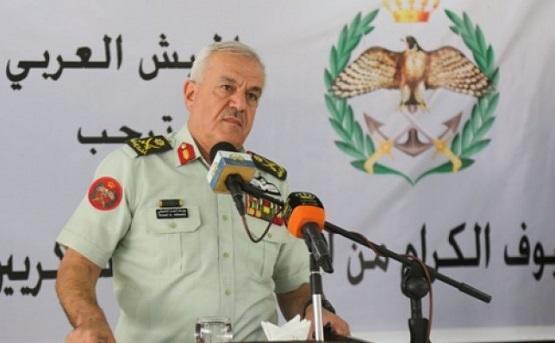 الحنيطي مُعجب بصناعات الأردن الدفاعية