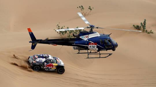 سائقون إسرائيليون شاركوا برالي دكار بالسعودية