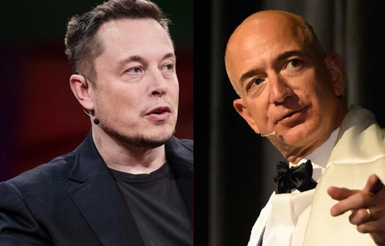 مؤسس أمازون يستعيد صدارة أغنى رجال العالم