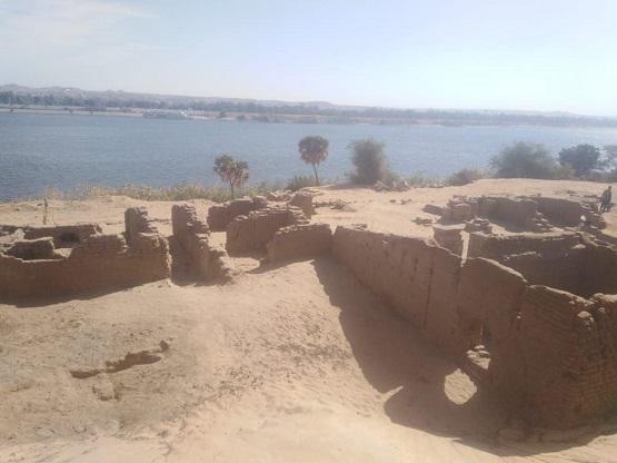 العثور على بقايا حصن روماني في مصر